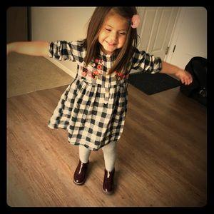 Zara size 2-3 toddler girls dress